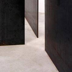 Richard Serra, Circuit, 1972/89