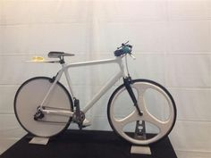 Mega-Collaboration Between 15 Organizations Showcases the Potential of Printing in Bicycle Form 3d Printing Industry, 3d Printing Technology, 3d Printer, Digital Prints, Bicycle, Organizations, Walks, Print Ideas, Printed