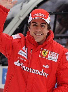 Favorite F1 Driver - Fernando Alonso (Ferrari)