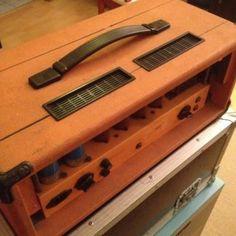 Original 79er Orange Super Bass, Bassverstärker, Vollröhre