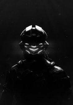Isaac Clarke | Dead Space #bonetech3d conceptart steampunk