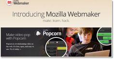 Mozilla Webmaker, nuevo programa de Mozilla para crear contenido en la web