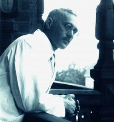 Dr. Max Gerson, father of the Gerson Therapy and a pioneer in the field of holistic cancer treatment.