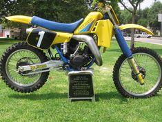 1983 Suzuki RA125