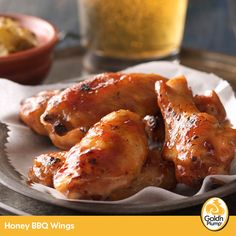 Football season is chicken wing season. Fire up the grill and get fired up for your favorite team with this recipe.
