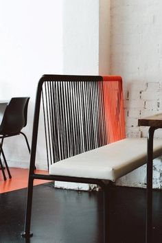 Rope Chairs at Fonda Windsor in Melbourne, Remodelista