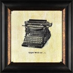 Sometimes we writers do miss the old world charm of narrating stories through our typewriters...