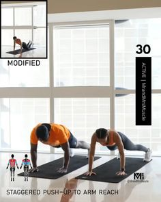 Full upper body workout at home for women #fitnessmotivation #fitnessroutine #mrandmrsmuscle #workout #workoutroutine