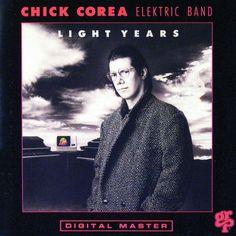 Chick Corea Elektric Band   Light Years   CD 4743   http://catalog.wrlc.org/cgi-bin/Pwebrecon.cgi?BBID=7064078