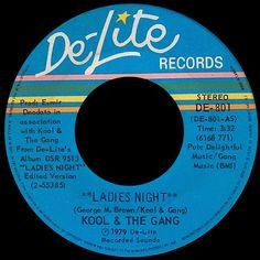 Kool & The Gang ~ Ladies Night 1979 Disco Purrfection Version