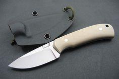 Australian Custom Knife Maker, John Foxwell | Skinner Necker