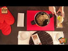 Turrón de chocolate blanco, nata y nueces - las Video Recetas de Postres de Nestlé