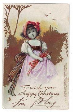 Risultati immagini per ellen welby christmas card