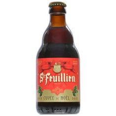 Cerveja Belga Belgian Strong Ale St. Feuillien Noel 330ml