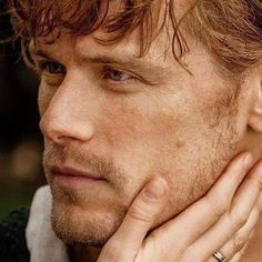 What a great close up 🤩🤩🤩 RepostBy Outlander Quotes, Outlander Tv Series, Jaime Fraser, Drums Of Autumn, Sam Heughan Outlander, Samheughan, Jamie And Claire, How To Show Love, Knights