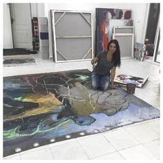 Mona Nahleh - Studio
