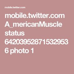 mobile.twitter.com A_mericanMuscle status 642039528715329536 photo 1