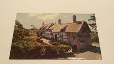 Anne Hathaway's Cottage & Garden  Victoria by Donellensvintage, $6.00