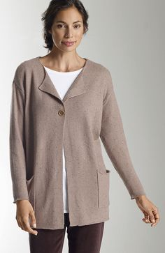 sweaters > Pure Jill relaxed cardigan at J.Jill