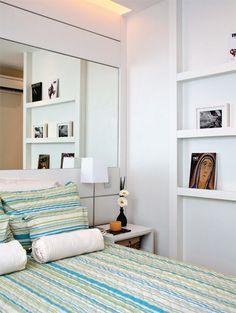 Apartamento de 60 m² com ideias na medida do conforto - Casa