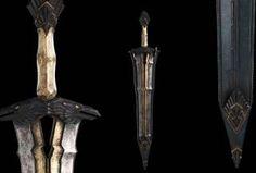 The Hobbit: An Unexpected Journey - Dwarven Sword Weta Workshop