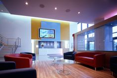 Motorola Offices - Design & Build - Chineham Business Park Office Fit-Out - BCO Award - 5