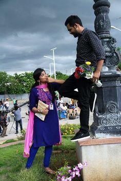 Meesaya Murukku Tamil Movie Starring Adhi, Aathmika, Vivek, Vijayalakshmi in lead roles. Music composed by Adhi. Love Couple Images, Cute Couple Art, Couples Images, Cute Couples, Romantic Couples Photography, Couple Photography Poses, Movie Pic, Movie Photo, Hip Hop Images