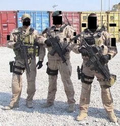 Croatian Special Forces In Afghanistan 2010[805 x 843]