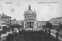 plac św. Aleksandra (placTrzech Krzyży)