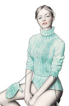 Hanna Müller illustration