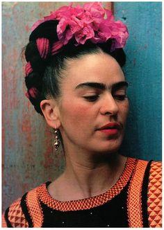 Frida Kahlo by Nickolas Murray