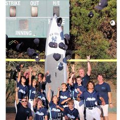 Congratulations Hobie Surf Shop Laguna Beach Little League Team on another stellar season of ball! Finishing second in the league, and looki...