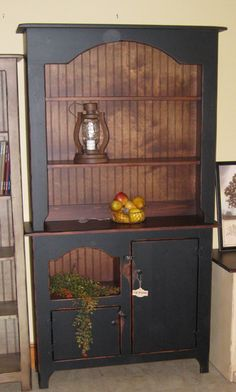Primitive Buffet | All Amish Made Hutches Page 1