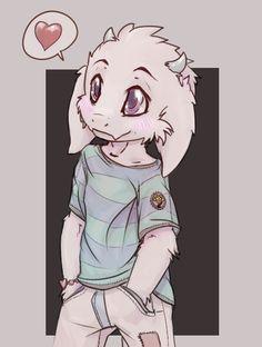 Asriel ~ Undertale<< He's so cute! Undertale Drawings, Undertale Fanart, Undertale Comic, Asriel Wallpaper, Fan Art, Pokemon, Toby Fox, Underswap, Anime