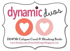 Dynamic Duos: Dynamic Duos Reminder and Meet the New Dynamos!