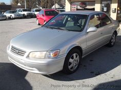 2001 Used Toyota Camry 4dr Sedan LE Automatic at Best Choice Motors Serving Tulsa, OK, IID 12950119