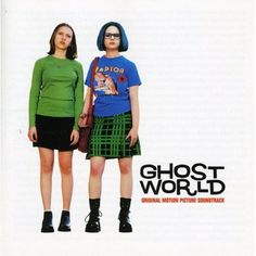Ghost World: The Motion Picture Soundtrack Thora Birch American Beauty, Ghost World Movie, Skip James, The Horse Whisperer, Soundtrack Music, Indian Music, Country Blue, Low Country, Geek Girls