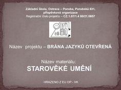 Základní škola, Ostrava – Poruba, Porubská 831, příspěvková organizace…