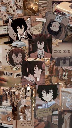 Wallpaper Tumblr Lockscreen, Anime Wallpaper Phone, Bungou Stray Dogs Wallpaper, Hero Wallpaper, Stray Dogs Anime, Bongou Stray Dogs, Anime Faces Expressions, Hypebeast Wallpaper, Dazai Osamu