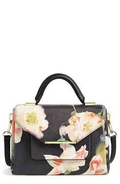 Ted Baker London 'Opulent Bloom' Satchel available at #Nordstrom