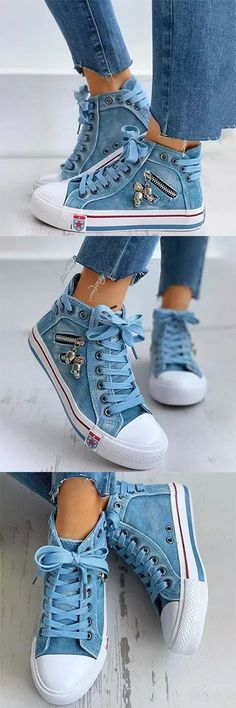 Surfboard Art, Sexy Legs And Heels, Cool Style, My Style, New Chic, Baby Items, Editor, Baskets, High Top Sneakers