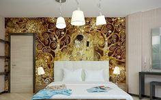 Bedroom designs by start interior designers Robert Couturier #bedroomideas #bedroomdesign #bedroomdecor #luxurybedroom #bedroomdesign