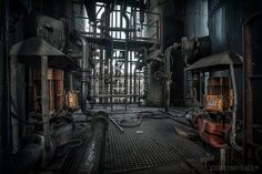 Steel Factory | Flickr - Photo Sharing!