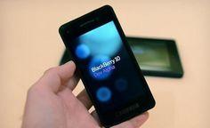 Blackberry 10 New Details revealed by RIM