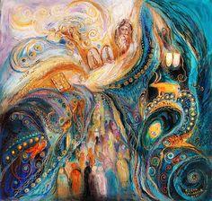 Las Series Patriarcas - Moisés Pintura