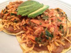 366 Meals We Made: #222 Garden Rancheros