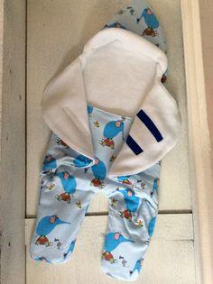 BabytrageAnzug für Baby bis Gr 68 passend