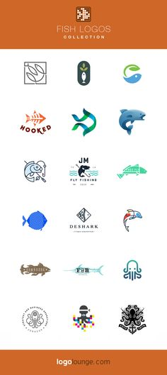 Logo Collection: Fish