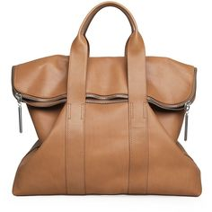 3.1 Phillip Lim 31 Hour Bag  shut off the faucet.  i want this in black with a peppermint interior. luscious.