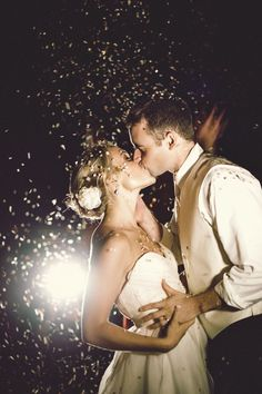 This bridal shot is so romantic!